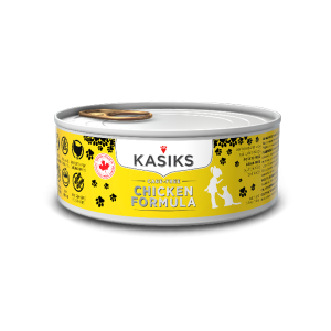 kasiks cage free chicken formula for cats