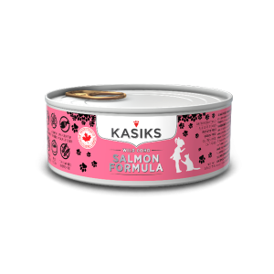 kasiks wild coho salmon formula for cats