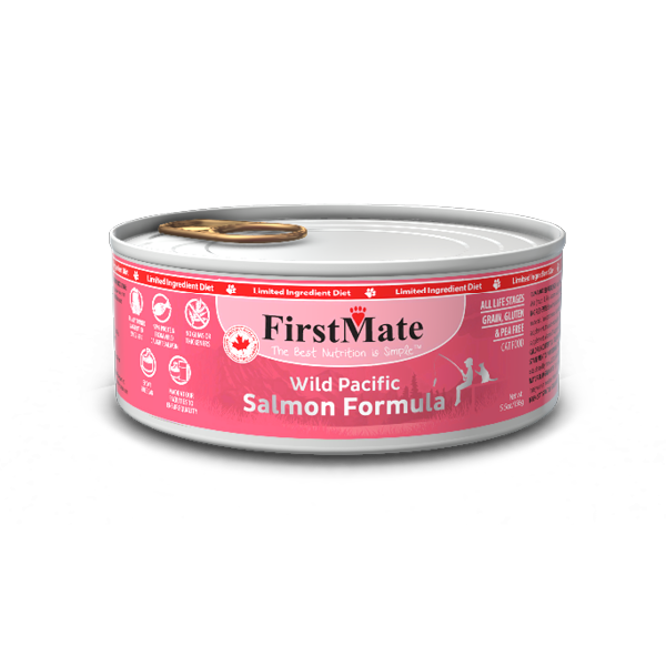 wild pacific salmon formula for cats